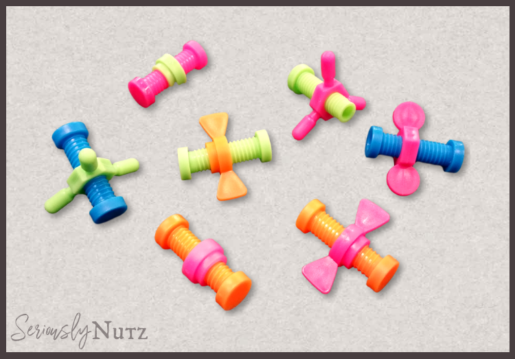 Mini Nutz & Bolts