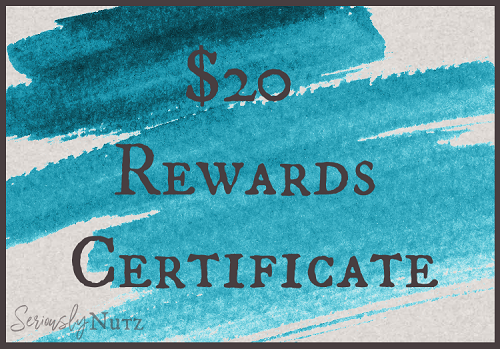Rewards Gift Certificate